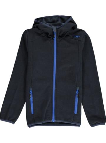 CMP Fleece vest donkerblauw
