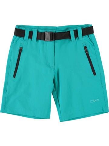 CMP Functionele short turquoise