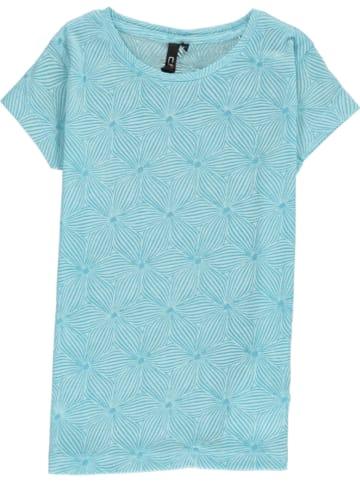 CMP Shirt turquoise