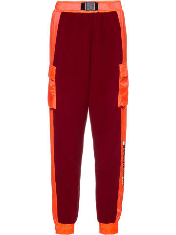 Tommy Sport Trainingsbroek bordeaux