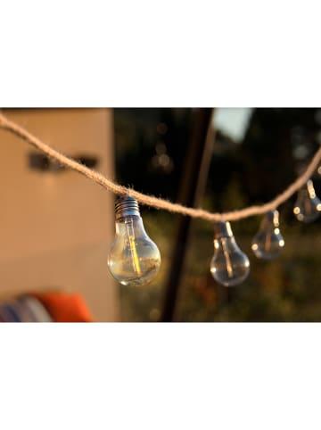 """Lumisky Solarna girlanda LED """"Fantasy"""" w kolorze ciepłej bieli - dł. 745 cm"""