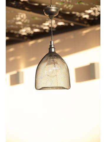 """Lumisky Solarna lampa LED """"Loft Pear"""" w kolorze czarnym - Ø 18 cm"""