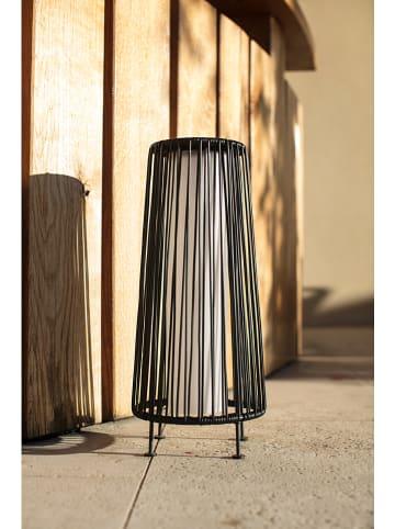"Lumisky LED-Solarleuchte ""Willy"" in Schwarz - (H)49 cm"