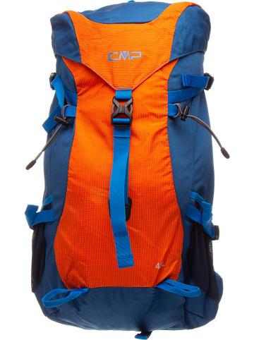 """CMP Plecak """"Caponord"""" w kolorze pomarańczowo-niebieskim - 34 x 60 x 18 cm"""