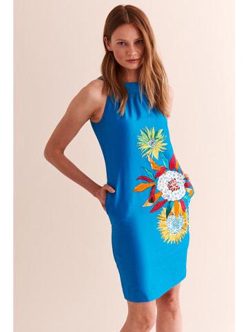TATUUM Sukienka w kolorze niebieskim