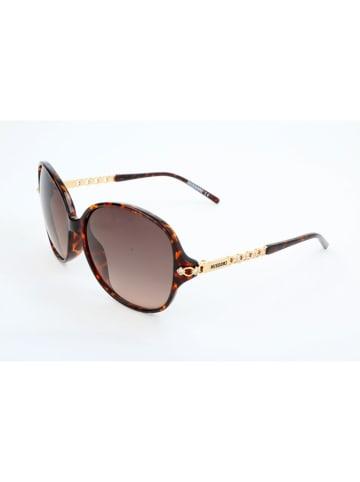 Missoni Damen-Sonnenbrille in Braun
