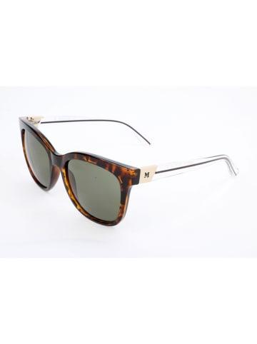 Missoni Damen-Sonnenbrille in Braun-Transparent/ Grün