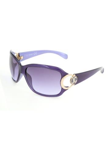 Just Cavalli Damen-Sonnenbrille in Lila