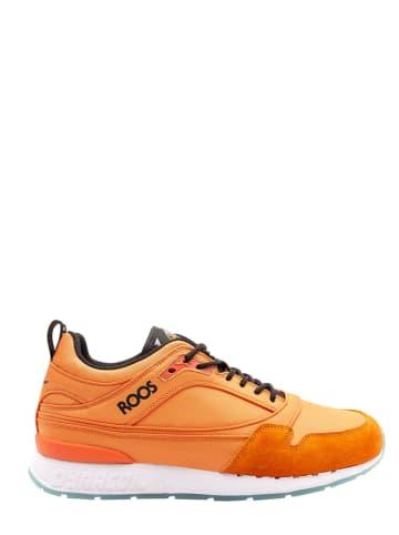 """ROOSred by KangaROOS Sneakers """"Rage MTN"""" in Orange/ Schwarz"""