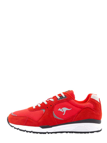 "Kangaroos Sneakers ""Coil R2 Ultimate FW19"" in Rot"