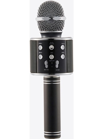 SmartCase Bluetooth microfoon zwart