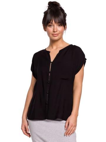 Be Wear Bluzka w kolorze czarnym