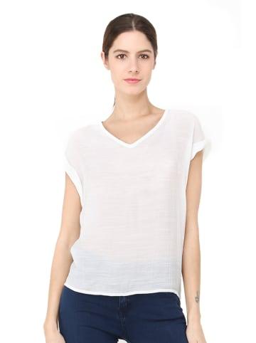 ASSUILI Koszulka w kolorze białym