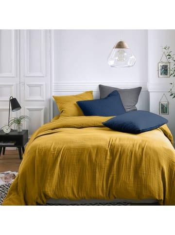 My Home Beddengoedset geel