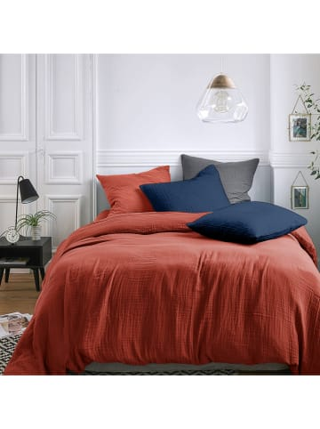 My Home Beddengoedset rood