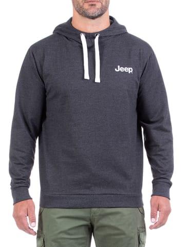 Jeep Bluza w kolorze szarym