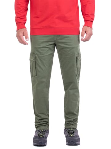 Jeep Spodnie w kolorze khaki