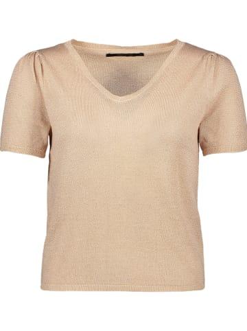 """ONLY Sweter """"Liva"""" w kolorze beżowym"""