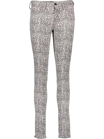 """MAVI Jeans """"Adriana"""" - Super Skinny fit -  in Grau/ Beige"""