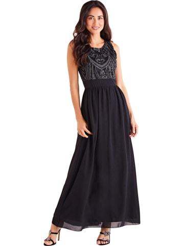Iska Kleid in Schwarz