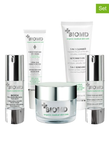 """BIOMED 5tlg. Gesichtspflege-Set """"Forget Your Age/ Biotox"""""""
