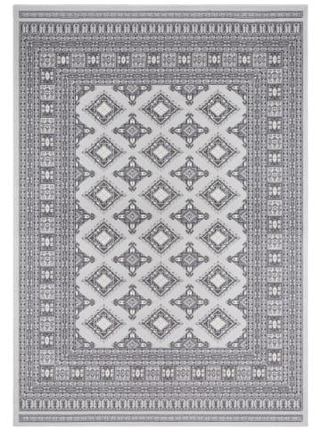 """Nouristan Geweven tapijt """"Sao Buchara"""" grijs"""