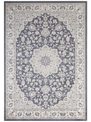 """Nouristan Geweven tapijt """"Keshan"""" antraciet/zilverkleurig"""
