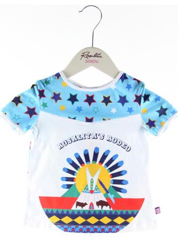 """Rosalita Señoritas Koszulka """"Bridger"""" ze wzorem"""