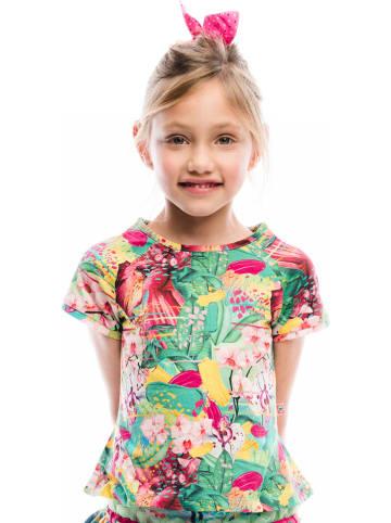 """Rosalita Señoritas Shirt """"Pinesdale"""" meerkleurig/groen"""