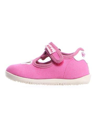 Naturino Halbsandalen in Pink