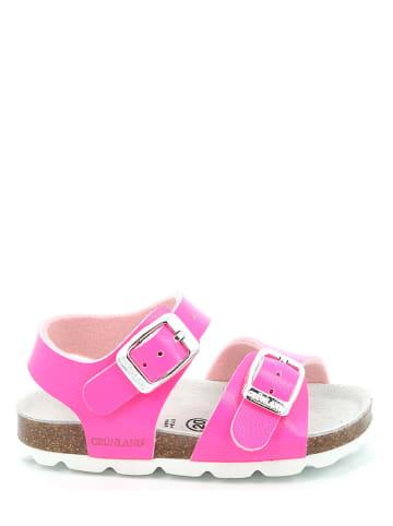 Grünland Junior Sandalen - roze