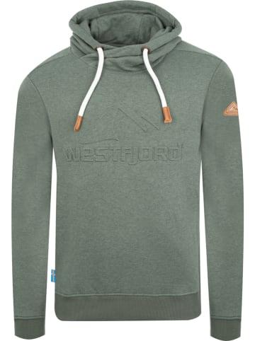 """Westfjord Sweatshirt """"Askja"""" kaki"""