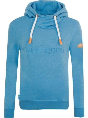 """Westfjord Bluza """"Askja"""" w kolorze niebieskim"""