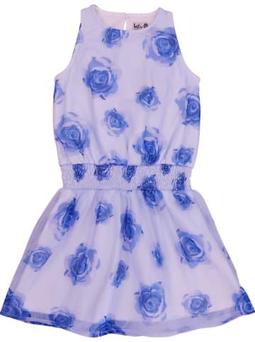 Lofff Sukienka w kolorze niebieskim