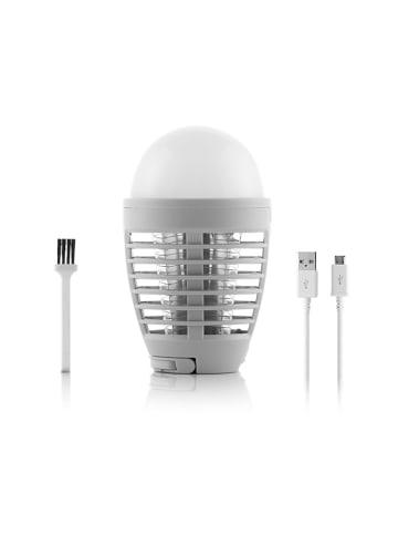 InnovaGoods Muggen-ledlamp wit - (H)15 cm