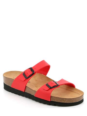 Grünland Slippers rood