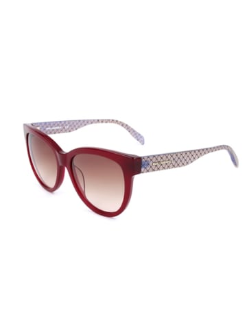 Karl Lagerfeld Dameszonnebril rood/lichtbruin