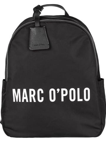 Marc O'Polo Plecak w kolorze czarnym - 28 x 34 x 10 cm