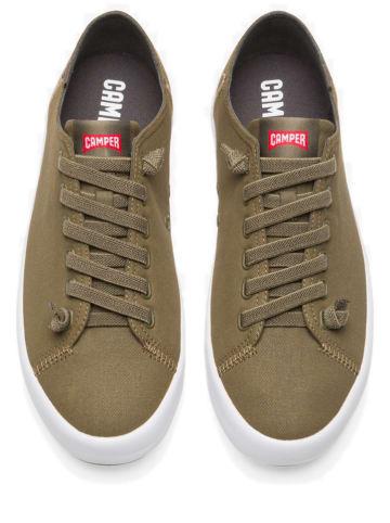 "Camper Sneakers ""Andratx"" in Khaki"
