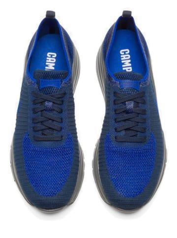 "Camper Sneakers ""Drift"" blauw"