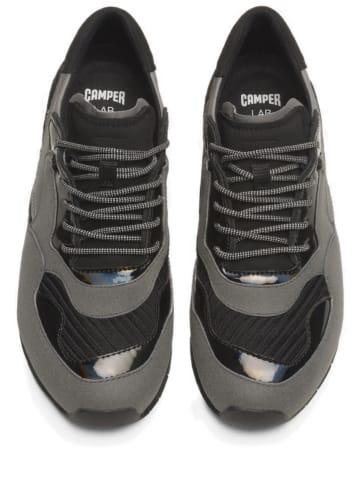 """Camper Sneakers """"Nothing"""" grijs/zwart"""
