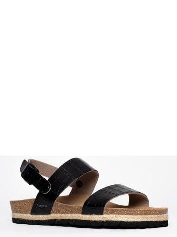 BACKSUN Sandalen zwart