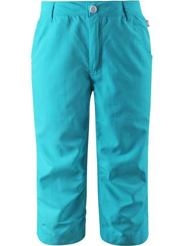 """Reima Spodnie funkcyjne """"Saltvand"""" w kolorze turkusowym"""