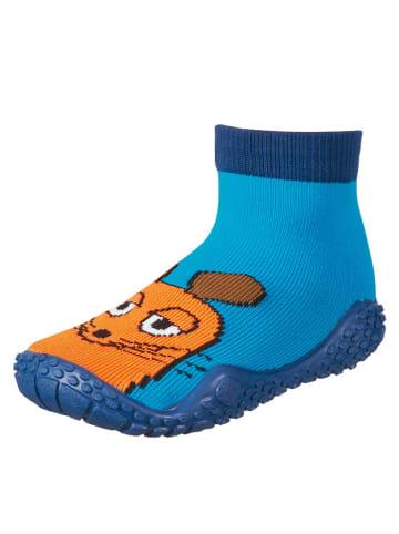 Playshoes Zwemschoenen blauw