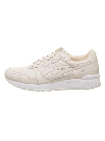 "Asics Leder-Sneakers ""Gel Lyte Premium"" in Creme"