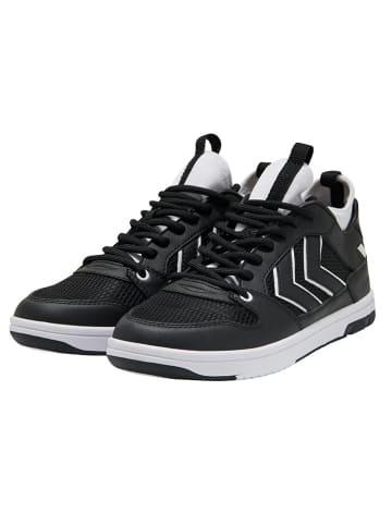"Hummel Sneakers ""Power Play"" in Schwarz"