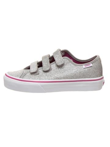 "Vans Sneakersy ""Style 23 V"" w kolorze srebrnym"