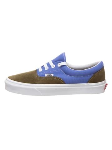 """Vans Sneakers """"Era"""" kaki/blauw"""