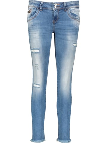 """LTB Dżinsy """"Senta""""- Super Slim fit - w kolorze błękitnym"""