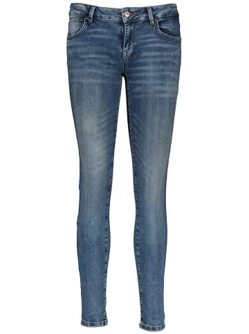 """LTB Dżinsy """"Nicole"""" - Skinny fit - w kolorze niebieskim"""